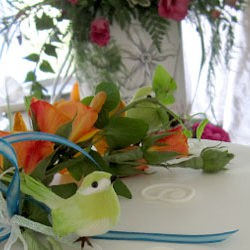 Special Wedding Touches.....