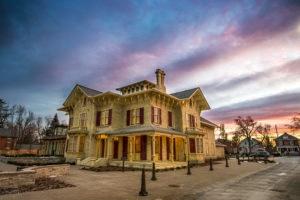Alderlea Mansion Brampton