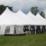 Tent header