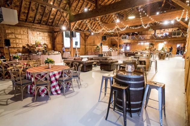 Wedding Barn Venue in Milton, Ontario