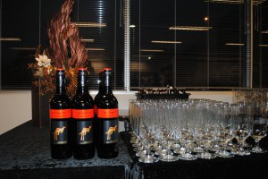 Wine Bar at Whirlpool Canada Mississauga Catering Event