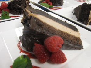 6 Layers of Chocolate Torte