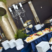 Brampton Catering Rose Theatre by Feast Your Eyes