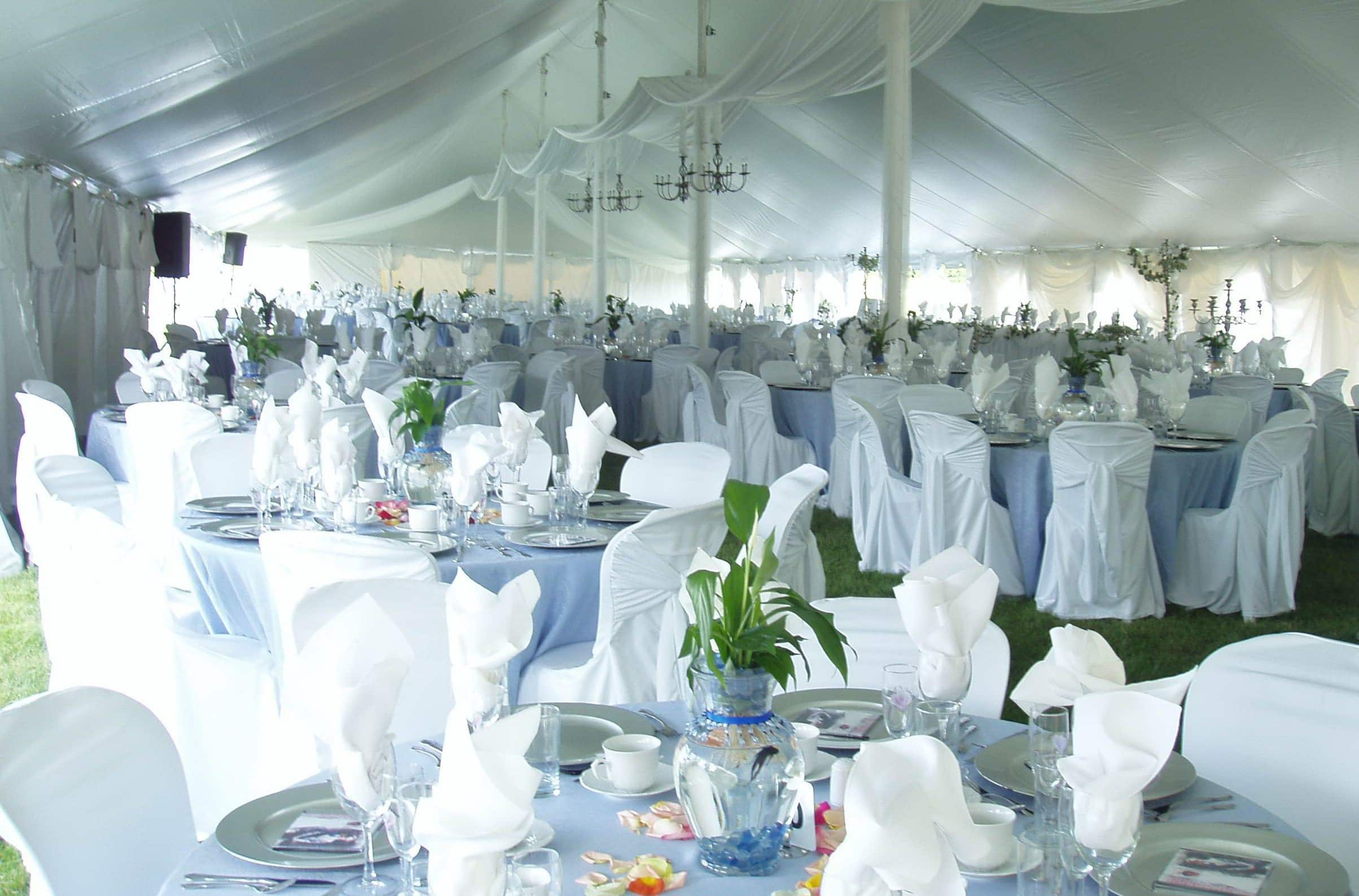 12 top money saving tips for your wedding a catering for Large wedding decorations