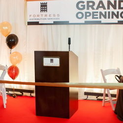 Fortress Mississauga Office Grand Opening Catering Event