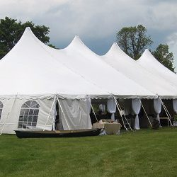 Outdoor Summer Events - The Tent Question?